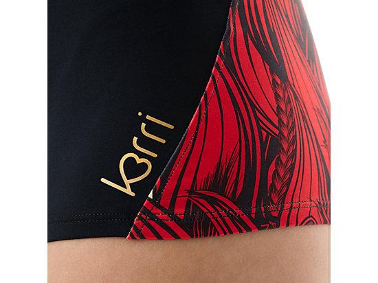 Training Short Black/Red 15