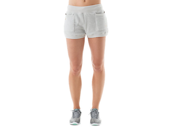 Lounge Short Heather Grey 3