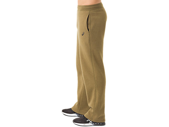 Men's Fleece Pants Military Olive Heather 11