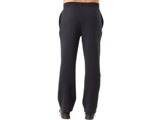 Men's Fleece Pants Black 7