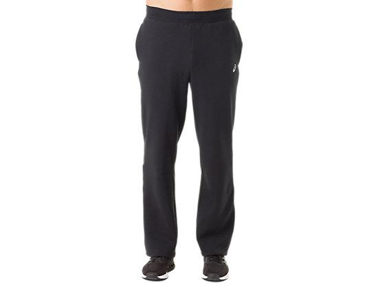 Men's Fleece Pants Black 3