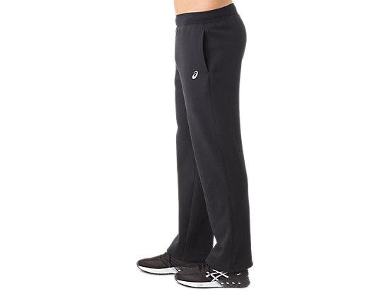 Men's Fleece Pants Black 11