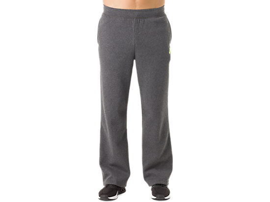 Men's Fleece Pants Dark Grey Heather 3