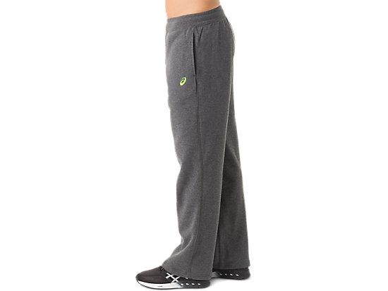 Men's Fleece Pants Dark Grey Heather 11