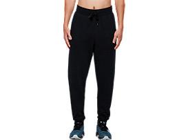 Front Top view of Men's Fleece Pants