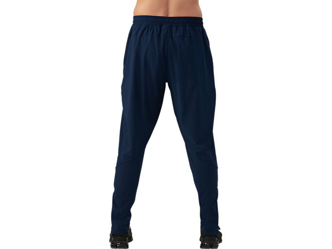 Back view of Woven Track Pant