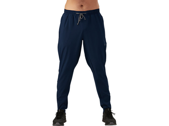 Front Top view of Woven Track Pant