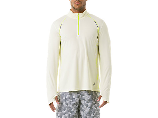 Shosa 1/4 Zip Pullover Lime 3