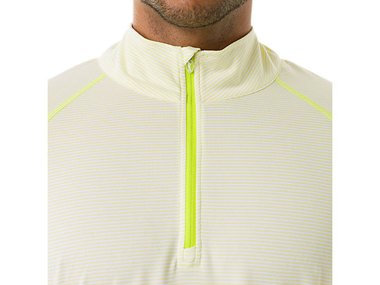 Shosa 1/4 Zip Pullover Lime 19