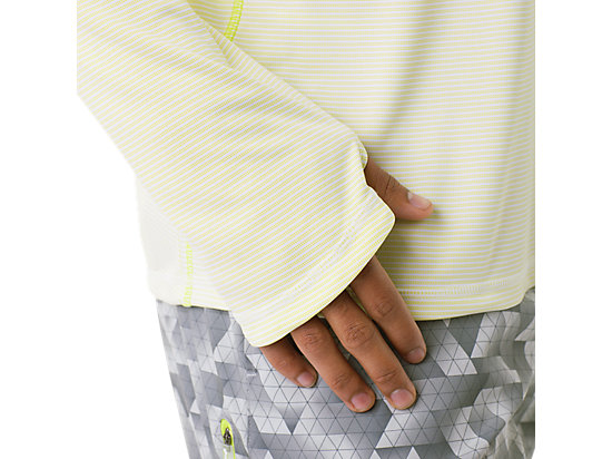 Shosa 1/4 Zip Pullover Lime 35