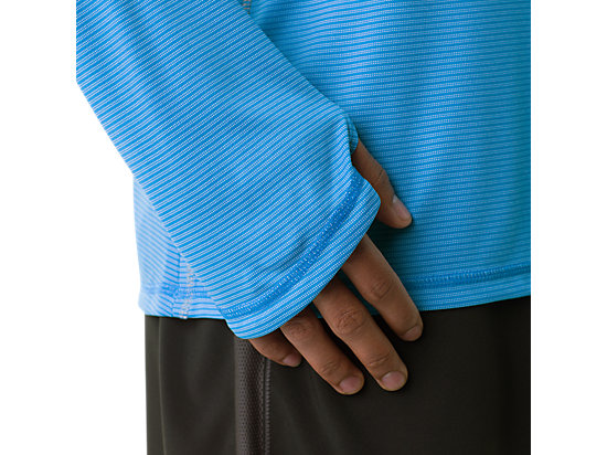 Shosa 1/4 Zip Pullover Mediterranean 35
