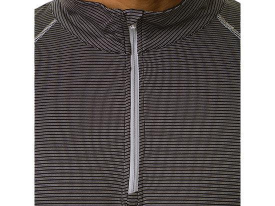 Shosa 1/4 Zip Pullover Black/Black 19