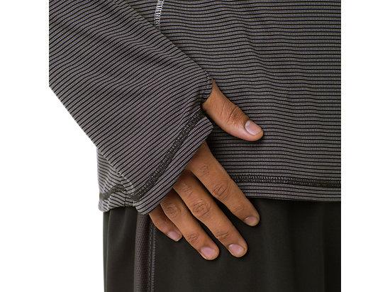 Shosa 1/4 Zip Pullover Black/Black 35