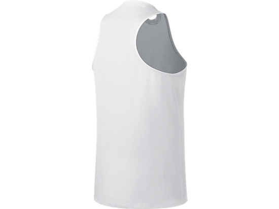 Men's Ready-Set Singlet White 7