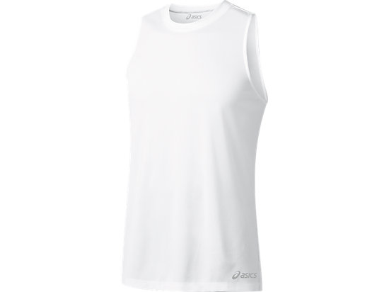 Men's Ready-Set Singlet White 3