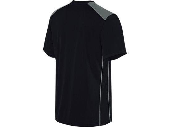 Contour Short Sleeve Top Black 7