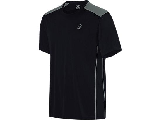Contour Short Sleeve Top Black 3