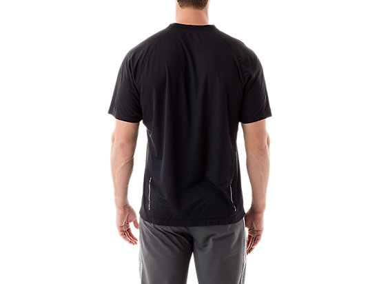 Short Sleeve Tee Performance Black 7