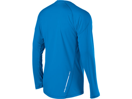 Long Sleeve Crew Imperial Blue 7