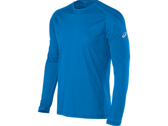 Long Sleeve Crew Imperial Blue 3