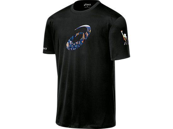 Marathon Short Sleeve Black 3
