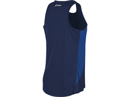 Marathon Singlet Medieval Blue/New Blue 7