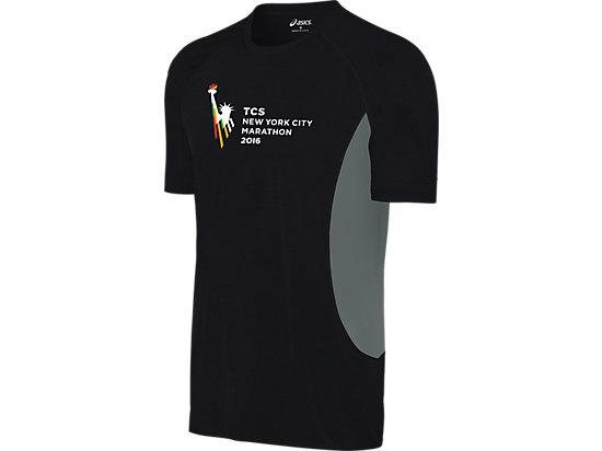 Marathon Short Sleeve Black/Shark 3