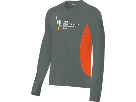 Marathon Long Sleeve Tee Shark/Shock 3