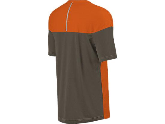 ASX Dry Short Sleeve Rust 7