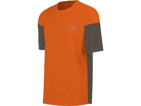 ASX Dry Short Sleeve Rust 3