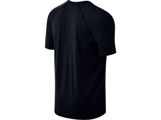 Go the Distance Tech Tee Performance Black 7