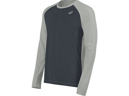 ASX Dry Long Sleeve Dark Grey 3