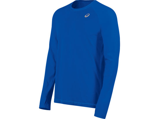 ASX Dry Long Sleeve Airforce Blue 3