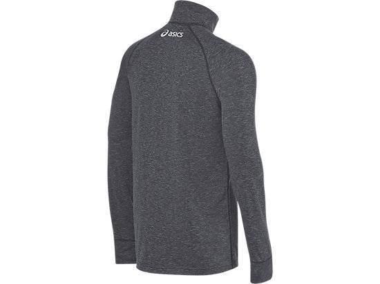 Marathon Thermopolis 1/2 Zip Heather Iron 7