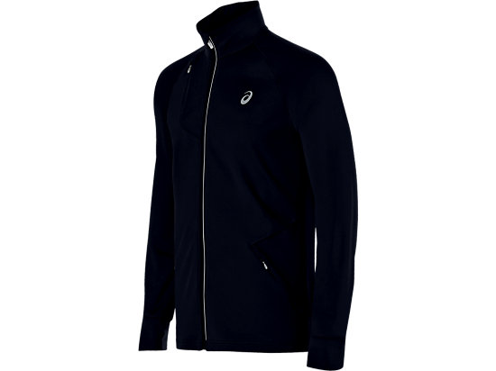 Thermopolis Full Zip Jacket Performance Black 3