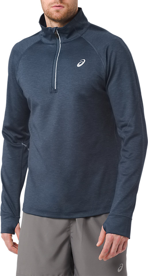 Thermal XP 1/2 Zip Insignia Blue Heather 3 FT