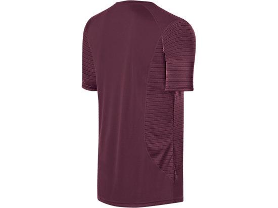 Favorite Printed Short Sleeve Rioja Red 7