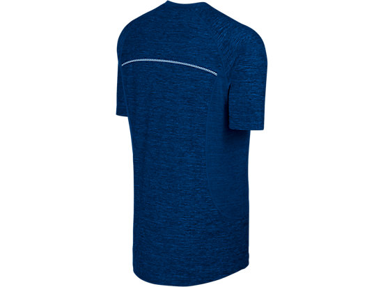 Lite-Show Short Sleeve Imperial Blue Heather 7