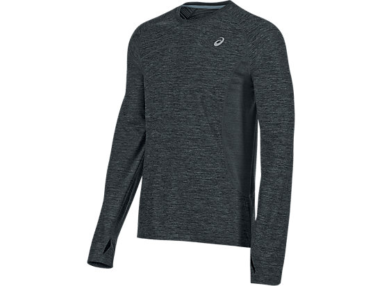 Lite-Show Long Sleeve Iron Gate Heather 3