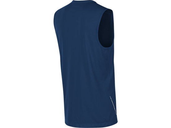 Sleeveless Top Indigo Blue 7