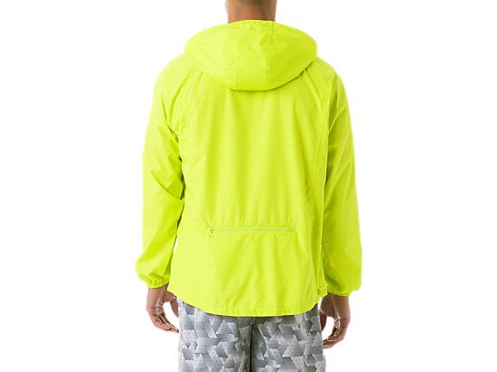 M Packable Jacket Lime 7