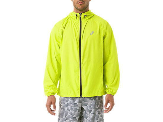 M Packable Jacket Lime 3