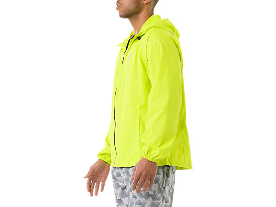 M Packable Jacket Lime 11