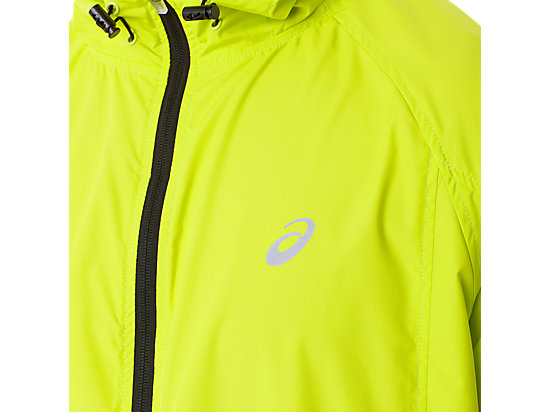 M Packable Jacket Lime 15