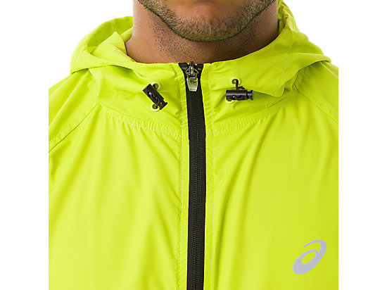 M Packable Jacket Lime 19