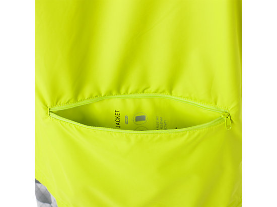 M Packable Jacket Lime 27