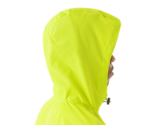 M Packable Jacket Lime 31