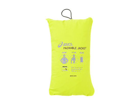M Packable Jacket Lime 35