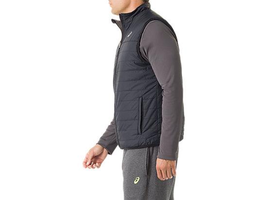 Mens Reversible Vest Black/Dark Grey 11