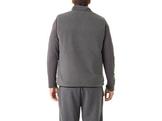 Mens Reversible Vest Black/Dark Grey 19